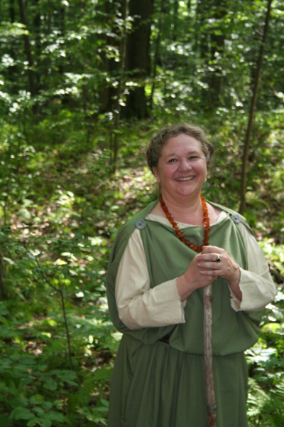 Archdruid Ellen Evert Hopman, Author and Master Herbalist